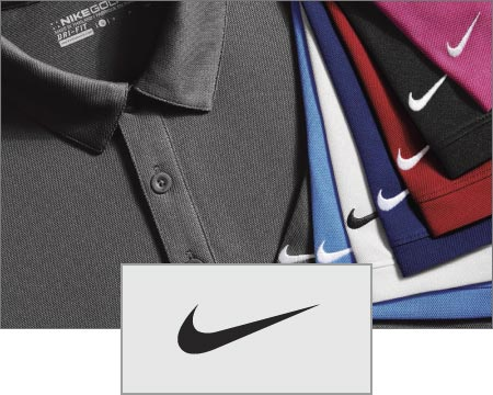 Custom Logo Imprinted Nike Products