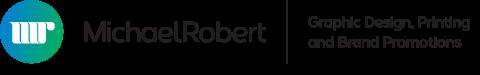 MichaelRobert Graphic Design, Printing and Brand Promotions Logo