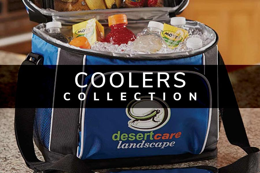 Custom Imprinted Coolers and Cooler Bags Totes
