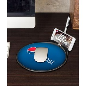 Custom Logo Smart Stand Mouse Mat® by HandStands Promotional